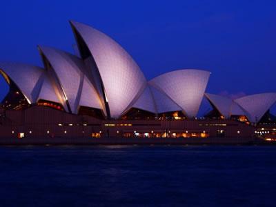 澳大利亚 清新澳洲八天逍遥之旅